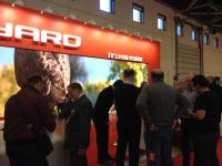 Infocomm ISR Exhibition in Russia Ended Successfully