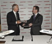 Qantas and Emirates Airlines Welcomed The Accc's Conditional Approval of Their Partnership