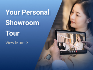 Limited Time Offer: A Free Personal Showroom Tour