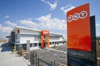 A Surge in Mining Activity and Online Retail Sales Prompted TNT Express