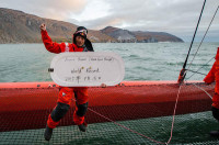 Chinese Skipper Completes a Record-Breaking Trans-Arctic Journey