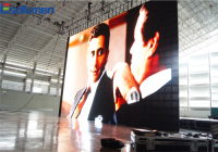 Eastar Rental LED Display Was Installed for Alejandro Fernandez Concert