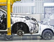 Jlr Has Invested to Expand Production Capacity of Its Halewood Plant