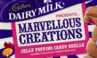 Cadbury Dairy Milk Marvellous Creations Is Sold in Two Flavours