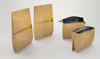 Simple and Practical Melon Seeds Packaging Bag