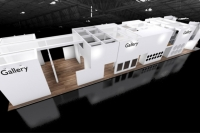 Gallery Direct Has Announced Its Plans for an Impressive 570 Sq M Double-Decker Stand