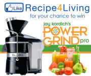 PowerGrind Pro Juicer Provides More Juice and More Nutrients Per Ounce of Produce