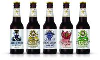 New Greene King Craft Beer Range Is Designed by Ziggurat Brands