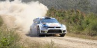 with Four Rounds of The 2013 World Rally Championship Left to Go