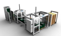 The New Brillopak Compact C211 Is Capable of Placing a Variety of Container Formats