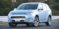 Mitsubishi Australia Introduces Mitsubishi Outlander Phev and Mitsubishi Attrage