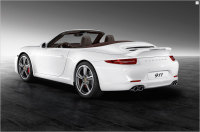 New Power Kit for 911 Carrera S Sports Car Is Unveiled by Porsche