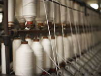 Rise in Demand for Textile Items Has Helped Spinning Mills in India