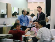 In This Canton Fair,Cnhidee Promotes LED Panel Lights,LED Downlights,LED Tubes&LED Bulbs