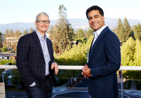 Apple and Deloitte team up to accelerate business transformation on iPhone and iPad