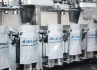 KHS Launched Its New Innopouch K-400 Pouching Machine for The Food and Non-Food Industries
