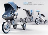 Babyoom Pram - Multi-Purpose Baby Carriage