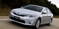 Toyota Camry Crushed Its Competitors with a 38.7 Per Cent Share in The Cheaper Bracket