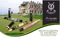 Montegrappa Celebrates St Andrews Links