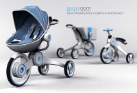 Babyoom Pram - Multi-Purpose Baby Carriage
