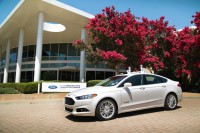 Ford Plans to Produce Fully Autonomous Vehicle for Ride Sharing in 2021