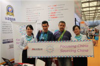 Global Sourcing Event at Shanghai Int'l Ad & Sign Technology & Equipment Exhibition 2013
