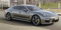 Porsche Panamera Turbo S Has Been Revealed Ahead of Its World Premiere