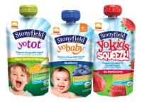 Happy Family Have Teamed up to Launch New Yogurt Pouches for Babies, Toddlers and Kids