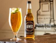 Hawkes Brewing Expands Distribution of Alcoholic Ginger Beer to Mitchells & Butlers