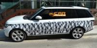A Lightly Camouflaged Prototype of The New Long-wheelbase Range Rover Has Been Spied