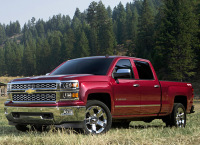 Chevrolet Silverado Pickup Has Been Completely Redesigned and cSignificantly Upgraded 2014