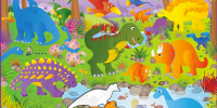 Galt Toys Introduces New Dinosaur-Themed Lines in Preparation