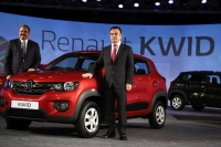 Renault Introduces Its Maiden Entry-Level Hatchback 'kwid' in India