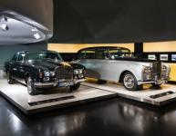 10 Years of Rolls-Royce Ownership with First-Ever Exhibition Is Marked by BWM