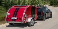 Mini Revealed Three Camping-Themed Concepts Designed for Overnight Adventures