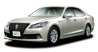 The Remodeled Crown Series Has Been Launched to Boost Sales in Domestic Market by Toyota