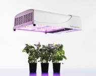 DRL Picks up Heliospectra's New LED Lighting System to Be a Part of The Eden Research