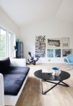 Art Full Modern Home with Refreshing and Simple Decor