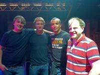 Adlib Amps up for DJ David Guetta at His Recent High-Energy London Alexandra Palace Show
