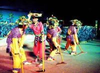 The Weeding Gong-Drum Song of Northern Sichuan Is Largely Distributed in The Four Counties