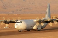 CF Signed a Contract with Safair to Place and Manage an L382 Hercules Aircraft
