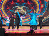 The 2ND Silk Road Int'l Arts Festival Ends in Xi'an