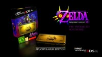 Majora's Mask 3D Remake to Launch on February