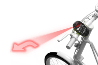 Bicycle Traffic Lights with GPS Function