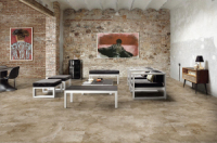 Del Conca Is a Modular Series of Porcelain Stoneware Tiles