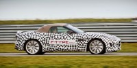 Jaguar F-Type Has Undergone First Dynamic Evaluation