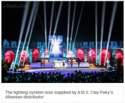 ASLV Is a Capable, Reliable, Keen Clay Paky Partner
