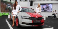 Skoda Rapid Sport Concept Has Been Officially Announced at This Year in Austria