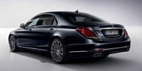 Mercedes-Benz S600 Have Revealed The V12-Powered Limousine'S Key Performance Data