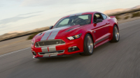 Shelby American Unveiled 2015 Shelby Gt Muscle Car The Barrett-Jackson Scottsdale Auction
